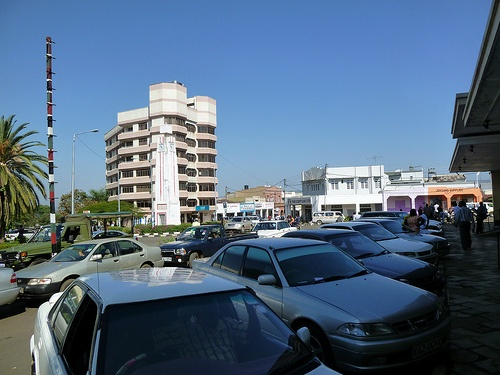 Central Business District, Kisumu