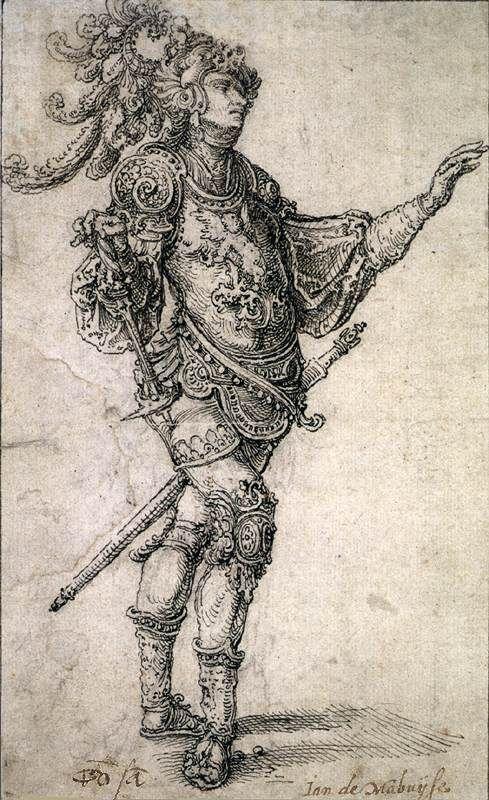 Πολεμιστής ενός φανταστικού στρατού (1509)