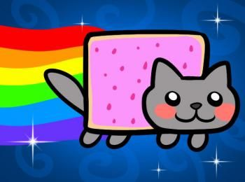 How to Draw Pop Tart Cat, Nyan Cat, Step by Step, Characters, Pop Culture, FREE Online Drawing Tutorial, Added by Dawn, August 3, 2011, 7:34:07 am