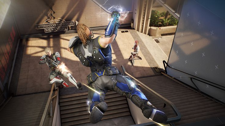 'Lawbreakers' prepares to take on 'Overwatch' with closed beta