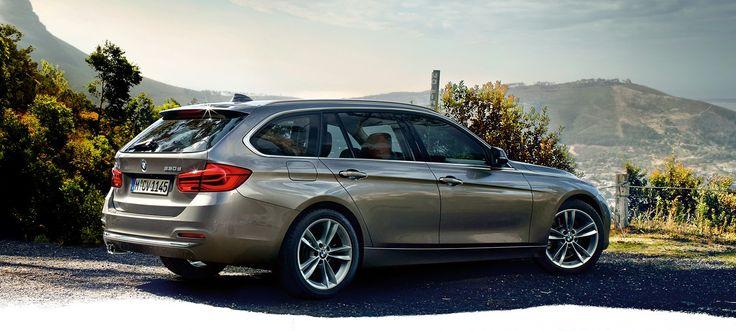 BMW 3 シリーズ ツーリング : デザイン