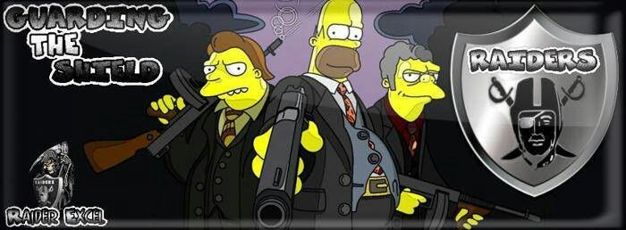 Broncos Fans Be Like Simpsons