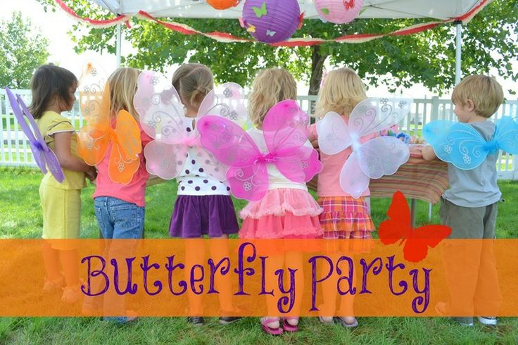 Adorable Butterfly Party. Lots of good ideas here from Lemon Squeezy Home- Don't forget Butterfly printed personalized napkins! #butterfly #party www.napkinspersonalized.com