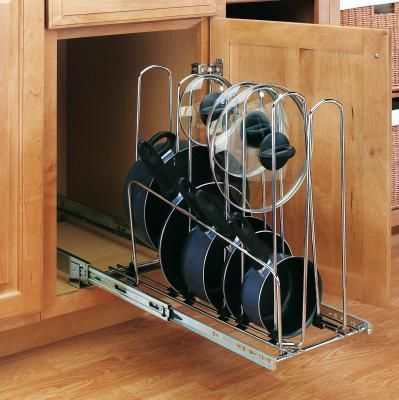 17 best images about diy pot rack on pinterest cupboards for Racks for kitchen storage
