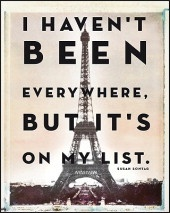 Its about the journey, not the destinationParis, Susan Sontag, Dreams, Eiffel Towers, Buckets Lists Travel, Travelquotes, Places, The Buckets Lists, Travel Quotes
