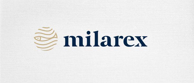 Milarex logo - fish industry