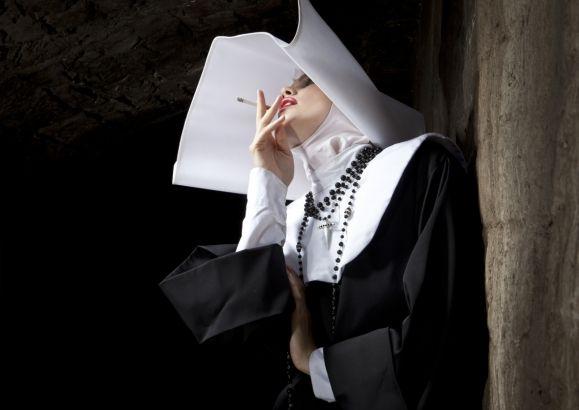 Misadventures of the naughty nun