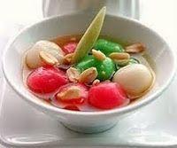 Indonesian Food - Recipes: Wedang Ronde