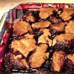 Mijn oma's bramen cobbler recept @ allrecipes.nl