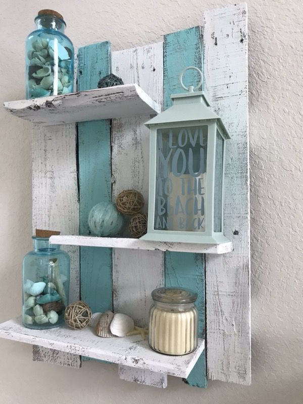 Shabby Chic wall art! Solid piece! for Sale in Saint Petersburg, FL – Denise Cardwell