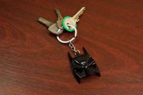 Batman Kulcstartó - CsakKütyük Webáruház