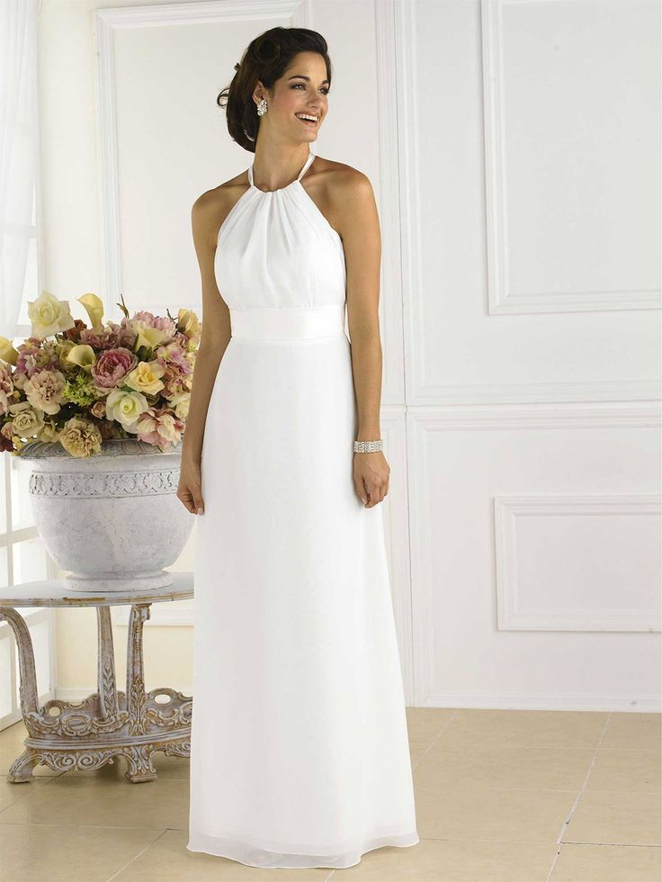 pretty-maids-white-bridesmaid-dress