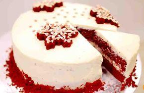 Красный бархатный торт (англ. Red Velvet Cake) — популярный в англоязычных странах новогодний и рождественский десерт. Особенно он интересен тем, что получается необыкновенно красивым и праздничным. А еще его очень быстро и просто приготовить. Ну а уж вкусный то какой! Попробуйте!    Ингредиенты