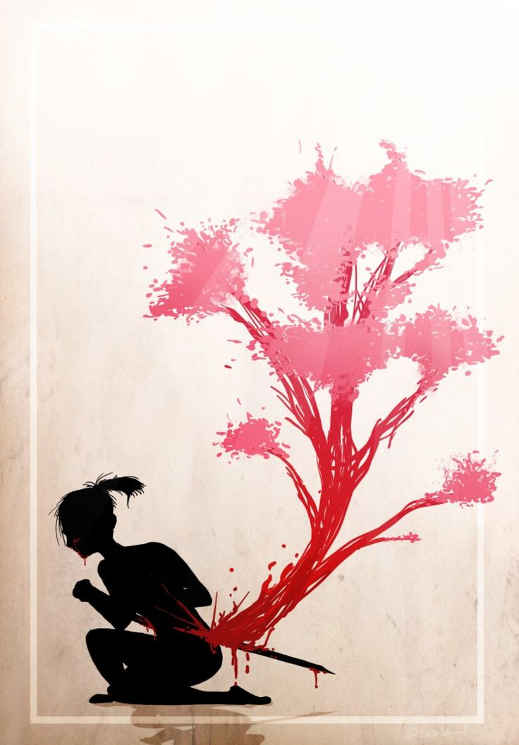 Seppuku by Skelefrog on DeviantArt