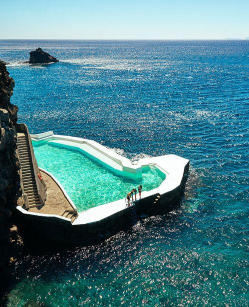 Pourquoi la piscine de l'Albatroz Beach & Yacht Club est la plus belle du Portugal