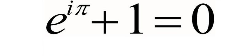 Euler's equation, which relates all five of the most basic numbers in mathematics, as well is providing the foundation for the Schrodinger wave equation and hence for all of physics.