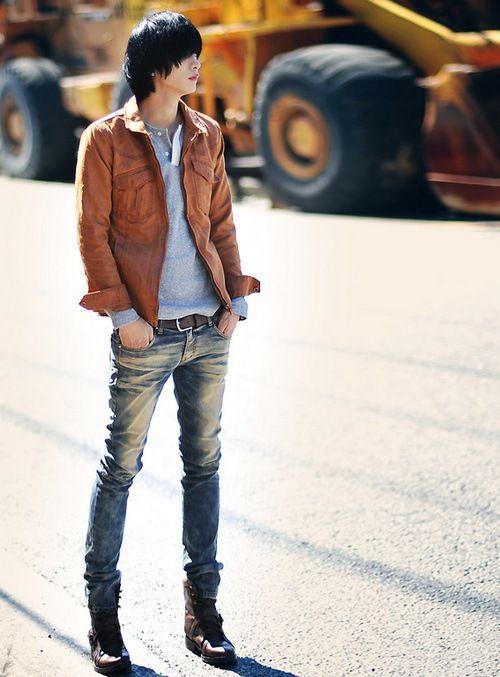 Korean Men Fashion