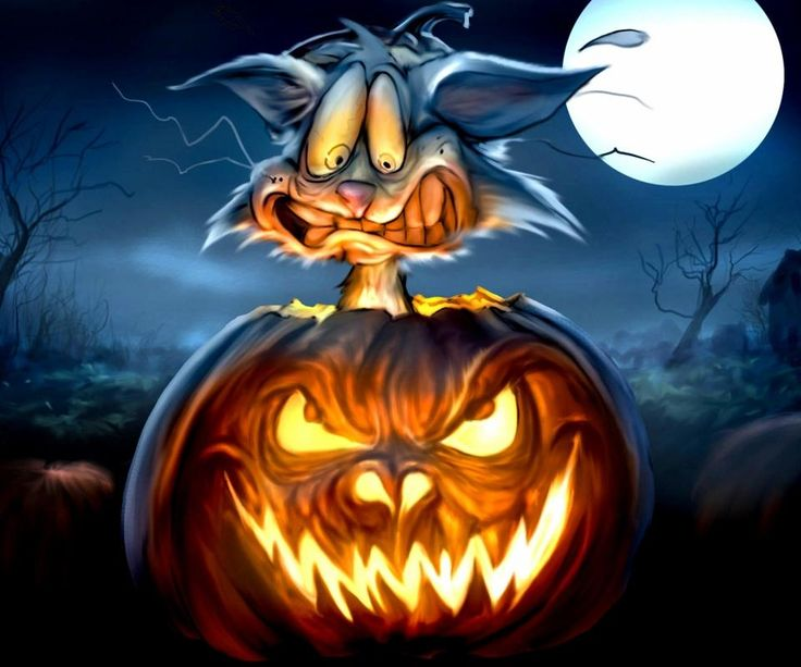 Download Halloween live wallpapers for android, Halloween live