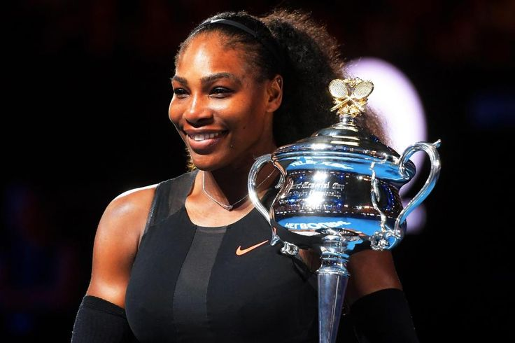 2017 BET Awards - Serena Williams named and WON Sportswoman Of The Year at the BET Awards event ceremony.