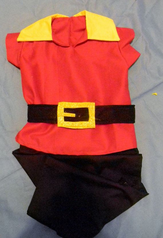 Gaston Beauty And the Beast  Priced by Sizes by Heartfeltcostumes, $30.00