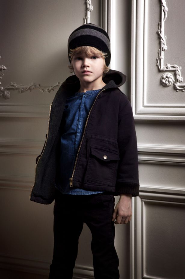 Kids fashion - Louis Louises - Fall-Winter 2015 Collection