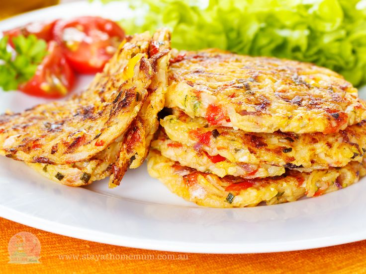 Corned Beef Fritters Recipe   Stay at Home Mum #Lunch #Fritters