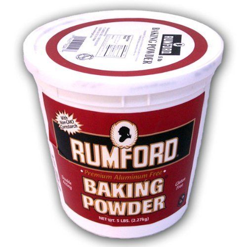 Rumford Rumford Baking Powder Non Aluminum  5 lbs -- You can get more details by clicking on the image.(This is an Amazon affiliate link and I receive a commission for the sales)