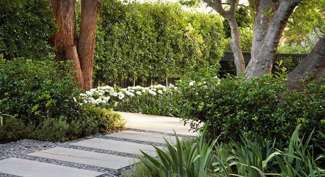 Jack Merlo Garden Design ~ Home and Courtyard