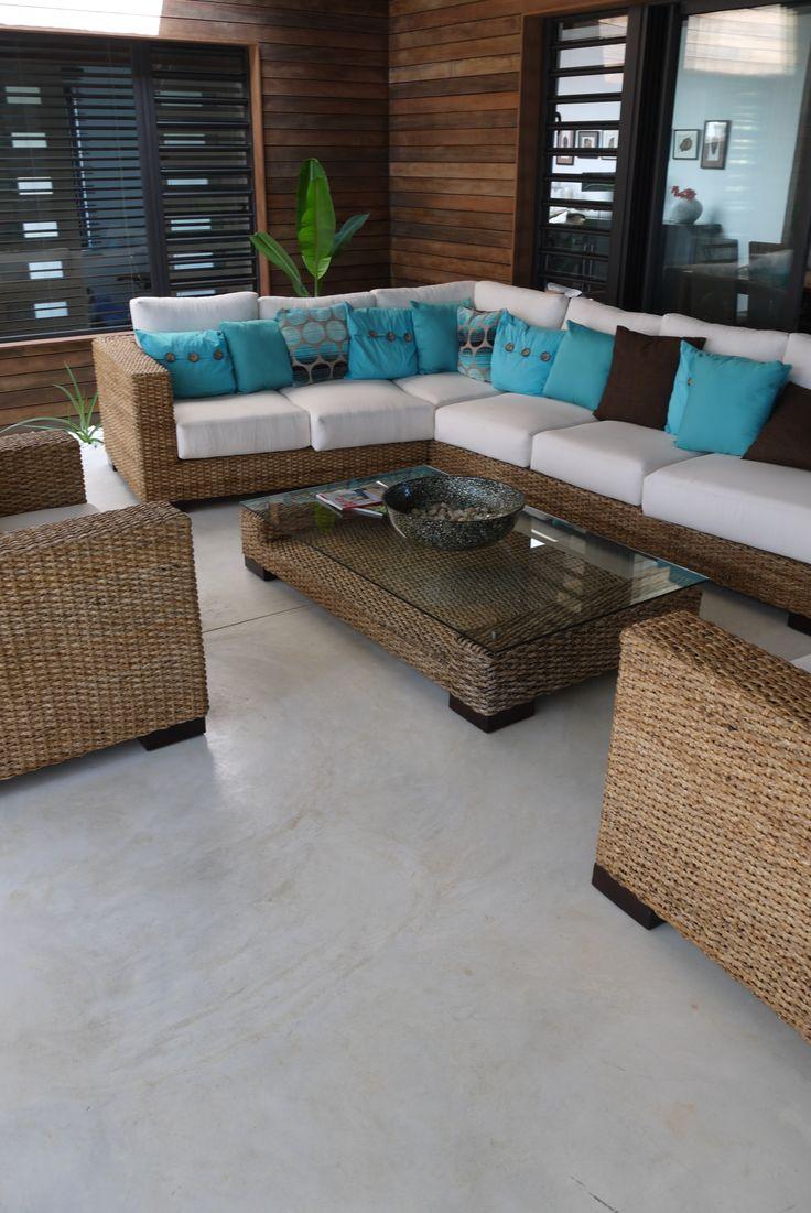 Hardener Floor On Concrete Floors : Stunning cemcrete floor by cemtech floors