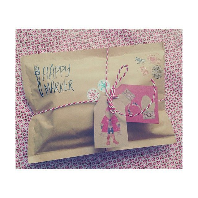 Happy Marker's New Year Themed Packages