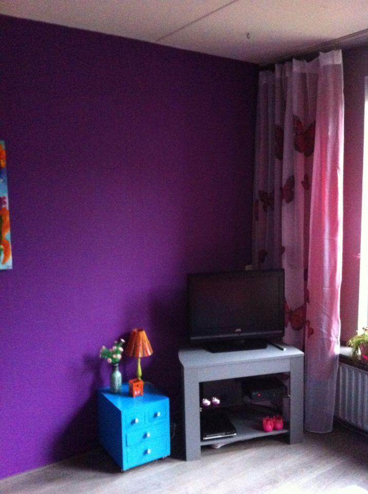 Mijn tv hoekje