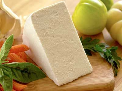 Ricotta Salata - Italian cheese