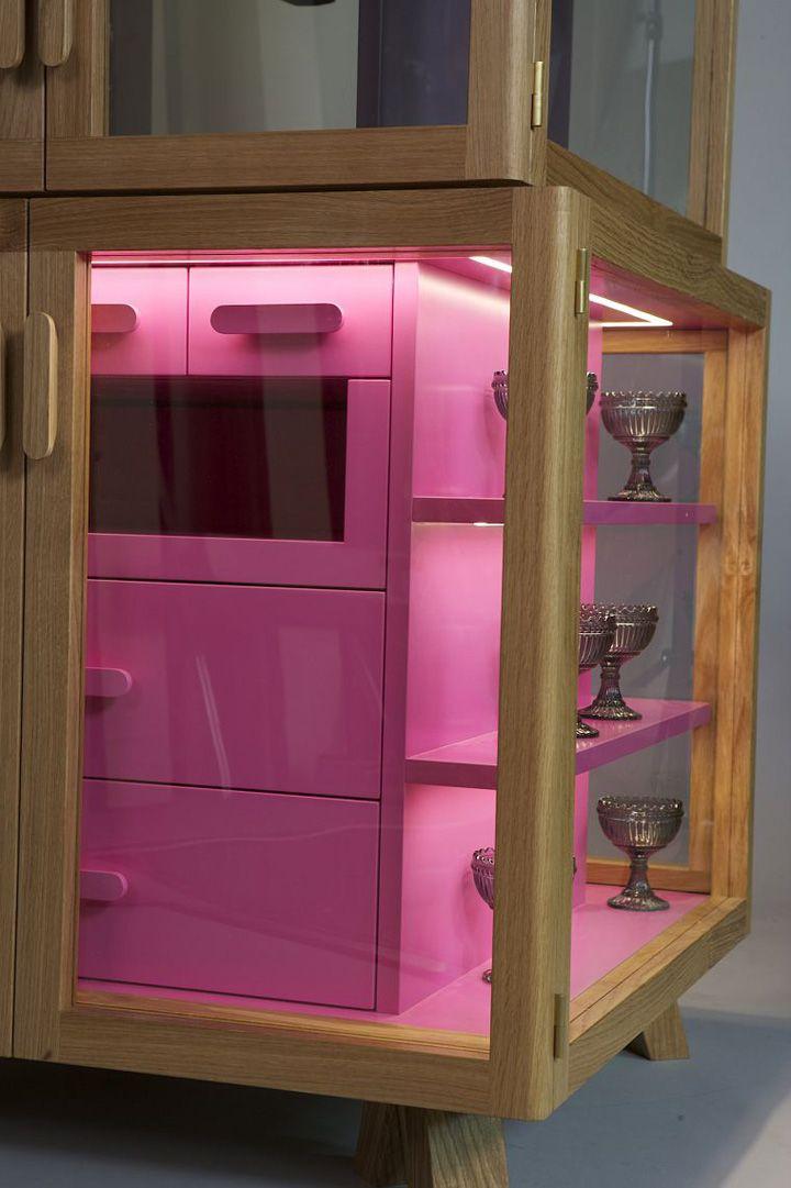 Ropero modular wardrobe by Hierve 11