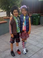 the monsters inside:: HOW WE (almost) FAILED WACKY TACKY DAY