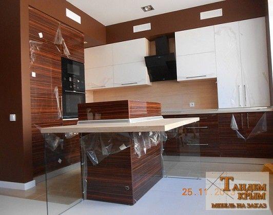 Кухонная мебель на заказ фото 92