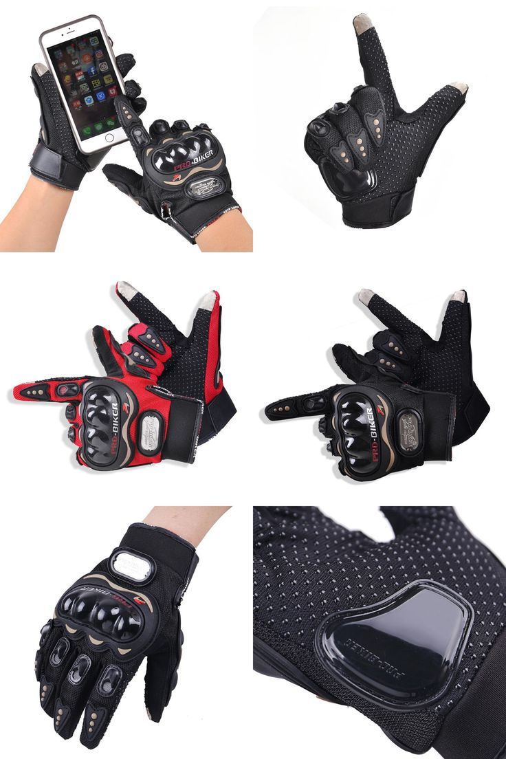 Motorcycle gloves with id pocket -  Visit To Buy Pro Biker Motorcycle Gloves Summer Touch Screen Motocicleta Gloves Motocross