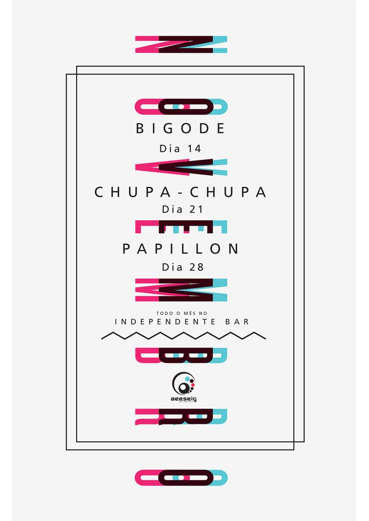 gilberto ribeiro - typo/graphic posters