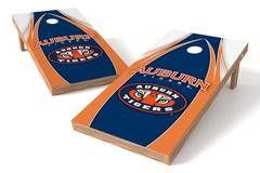 Auburn Tigers Single Cornhole Board - V
