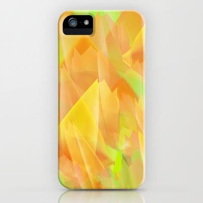 Tulip Fields #108 iPhone & iPod Case by Gréta Thórsdóttir - $35.00