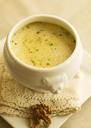 Simple Mushroom Soup | Soups | Pinterest