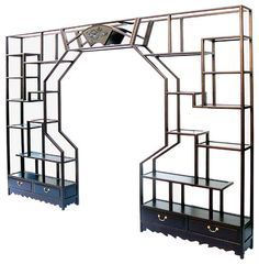 Image result for vintage chinese room divider arch