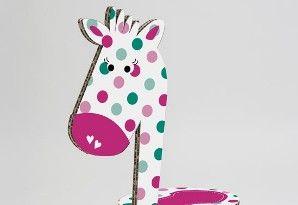 C-Wendy: la sedia pony a pois