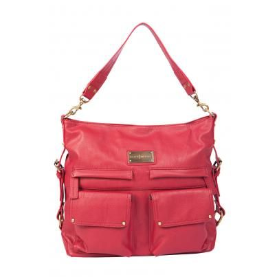 As much as I love it, am I cool enough to pull off a pink camera bag?! kelly moore 2 sues in raspberry: