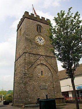 St Leonard's Tower - Newton Abbot
