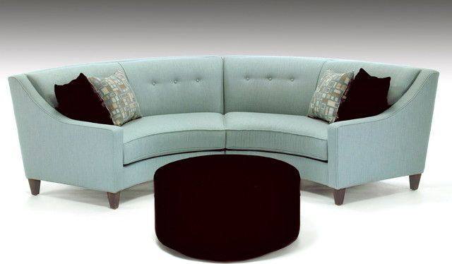 Metropolitan Sectional eclectic sectional sofas- soooo cute $2,799