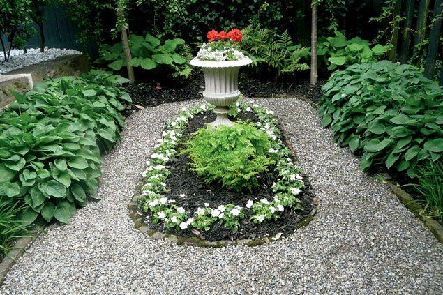 Small city gardens