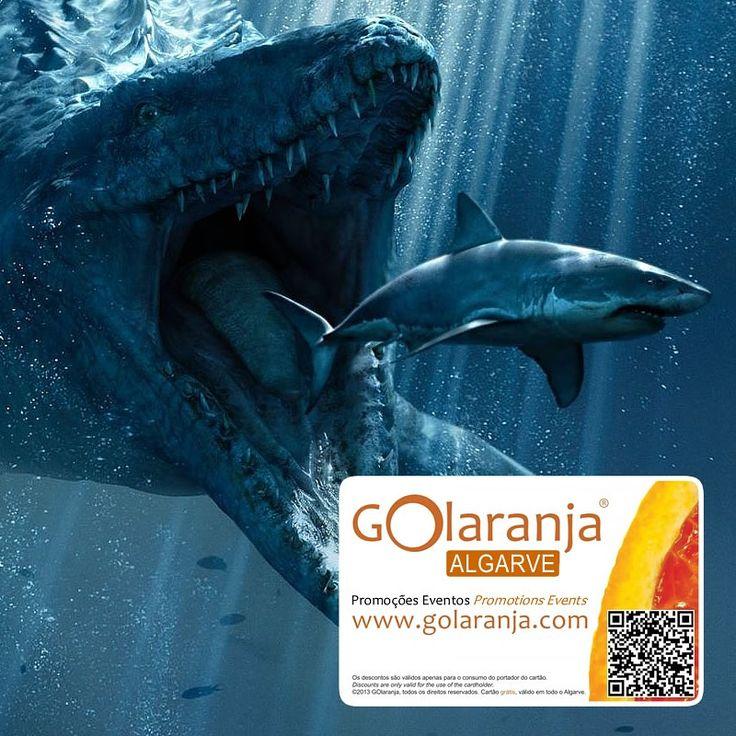 Mundo Jurássico - M12 @ Algarcine | Lagos | Portimão http://www.golaranja.com/pt/special-offers/sobre-nos/algarcine-lagos-portimao-olhao  11.06. - 17.06. #PromoGOlaranja #Algarcine #MundoJurassico #JurassicWorld #Lagos #GOlaranja #Algarve