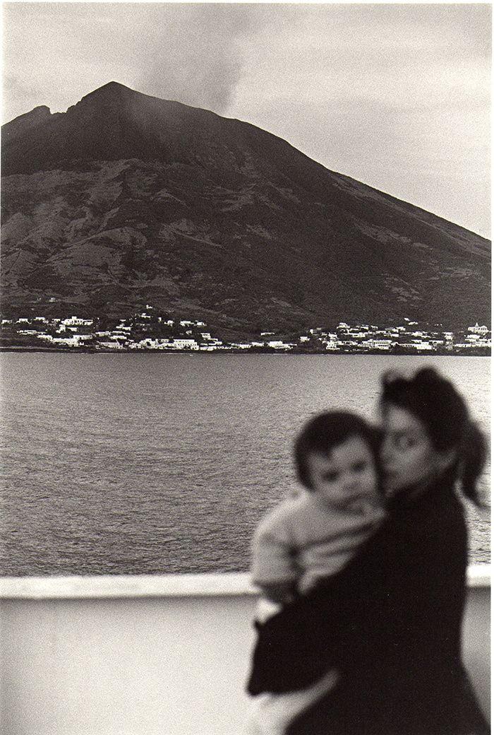 L'Italie de Bernard Plossu, Maison européenne de la Photographie, 5/7, rue de Fourcy, 75004 Paris, jusqu'au 5 avril 2015 © Bernard Plossu