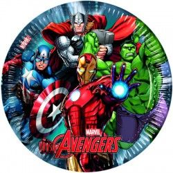 Addobbi compleanno Avengers - Irpot