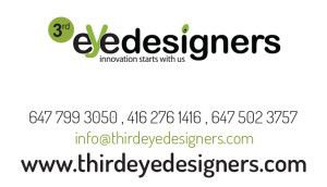 The golden key to success is a good web design. To make a contemporary design, you will need to update yourself with the latest trends in web design which you will find here!For more details visit: http://www.thirdeyedesigners.com/
